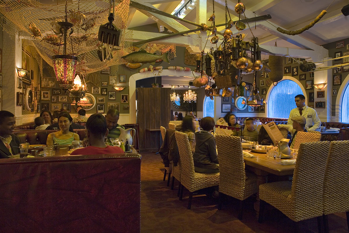 The Dead Fish Interior